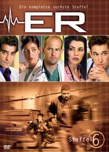 ER - Emergency Room, Staffel 06 (6 DVDs) Poster