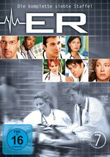 ER - Emergency Room, Staffel 07 (3 DVDs) Poster