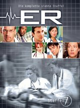 ER - Emergency Room, Staffel 07 (6 DVDs) Poster