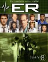 ER - Emergency Room, Staffel 08 (3 DVDs) Poster