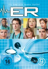 ER - Emergency Room, Staffel 09 (3 DVDs) Poster