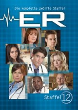 ER - Emergency Room, Staffel 12 (3 DVDs) Poster