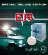 ER - Emergency Room, Staffeln 01-05 (Special Deluxe Edition) Poster