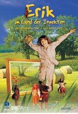Erik im Land der Insekten Poster