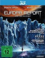 Europa Report - Sind wir alleine? (Blu-ray 3D) Poster
