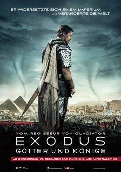 Exodus: Götter und Könige Poster