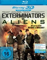 Exterminators vs. Aliens (Blu-ray 3D, Special Edition) Poster
