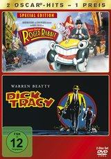 Falsches Spiel mit Roger Rabbit / Dick Tracy (2 Discs) Poster