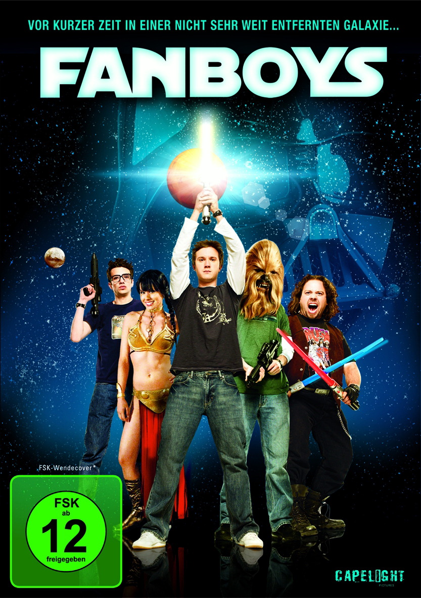 Fanboys Poster