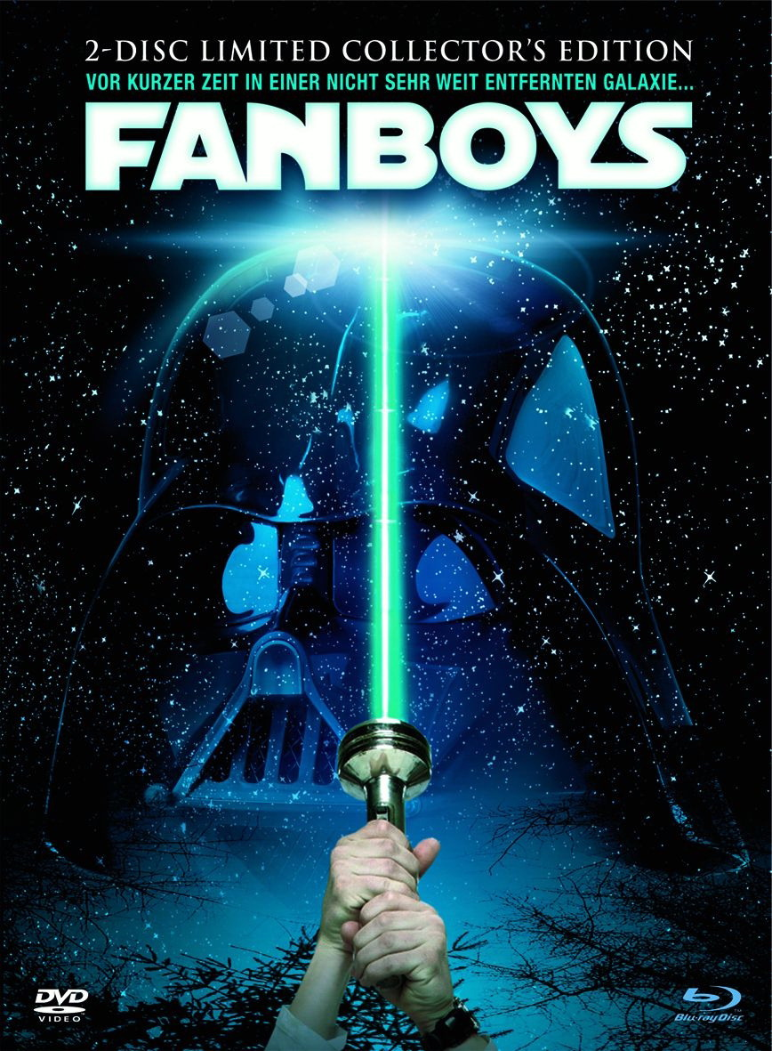 Fanboys (Limited Collector's Edition, + DVD) Poster