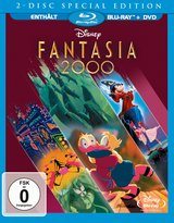 Fantasia 2000 (Special Edition, + DVD) Poster