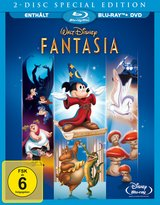 Fantasia (Special Edition, + DVD) Poster