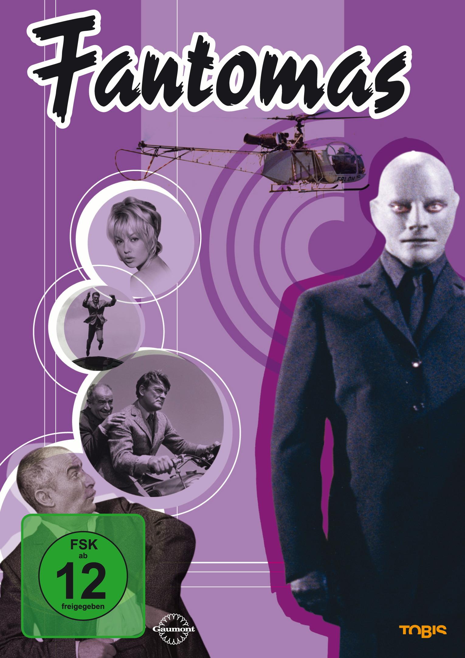 Fantomas Poster