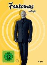 Fantomas Trilogie (Box-Set, 3 DVDs) Poster