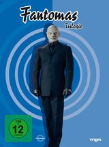Fantomas Trilogie (Special Edition, 3 DVDs) Poster