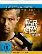 Far Cry (Blu-ray 3D, Special Edition) Poster