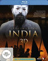 Fascinating India 3D (Blu-ray 3D, 2 Discs) Poster