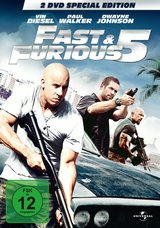 Fast & Furious 5 (Special Edition, 2 Discs) Poster