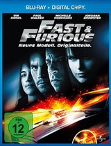 Fast & Furious - Neues Modell. Originalteile (+ Digital Copy) Poster