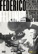 Federico Fellini Edition (8 DVDs) Poster