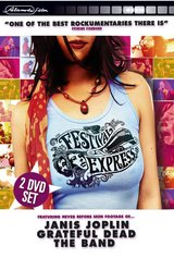 Festival Express - Janis Joplin, Grateful Dead, The Band (2 DVDs) Poster