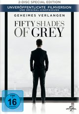 Fifty Shades of Grey - Geheimes Verlangen Poster