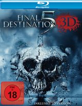 Final Destination 5 (Blu-ray 3D + 2D) Poster