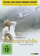 Fitzcarraldo (Einzel-DVD) Poster