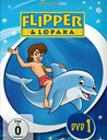 Flipper & Lopaka - DVD 1 Poster