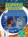 Flipper & Lopaka Piraten auf Quetzo Poster