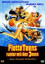 Flotte Teens - Runter mit den Jeans Poster