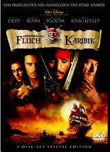 Fluch der Karibik (2 DVDs) Poster