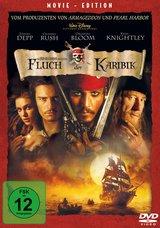 Fluch der Karibik (Einzel-DVD) Poster