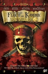 Fluch der Karibik (Special Edition, 3 DVDs) Poster
