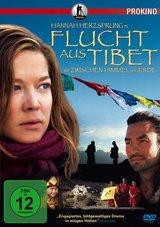 Flucht aus Tibet - Wie zwischen Himmel und Erde Poster