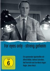 For Eyes Only - Streng geheim Poster