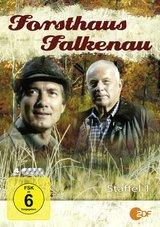 Forsthaus Falkenau - Staffel 01 (4 Discs) Poster