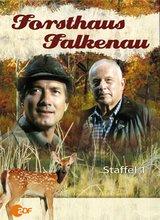 Forsthaus Falkenau - Staffel 01 (4 DVDs) Poster