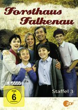 Forsthaus Falkenau - Staffel 03 (4 Discs) Poster