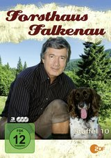 Forsthaus Falkenau - Staffel 10 (3 Discs) Poster