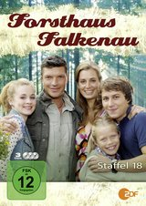 Forsthaus Falkenau - Staffel 18 (3 Discs) Poster