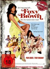 Foxy Brown (Action Cult, Uncut) Poster
