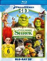 Für immer Shrek - Das große Finale (Blu-ray 3D) Poster