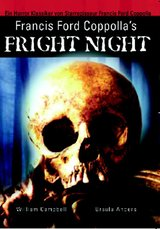 Francis Ford Coppola's Fright Night Poster
