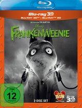 Frankenweenie (Blu-ray 3D, + Blu-ray 2D) Poster
