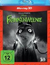 Frankenweenie (Blu-ray 3D) Poster