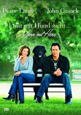Frau mit Hund sucht ... Mann mit Herz Poster