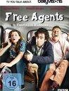 Free Agents - Zweisam einsam, Die komplette Serie Poster