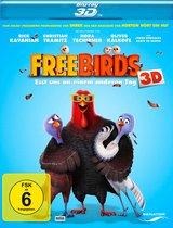 Free Birds - Esst uns an einem anderen Tag (Blu-ray 3D) Poster