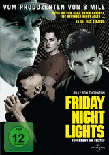 Friday Night Lights - Touchdown am Freitag Poster